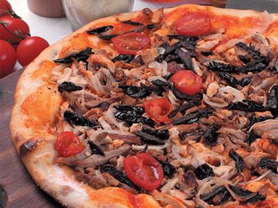 мясная пицца